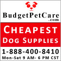 cheapest dog supplies