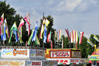Sioux City, Iowa Citywide fairground midway