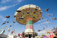 Wayland, Michigan Citywide fairground ride