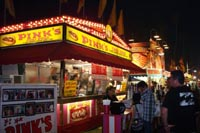 Altona (town), New York fairground find