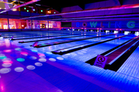 Tabor City, North Carolina bowling lane find